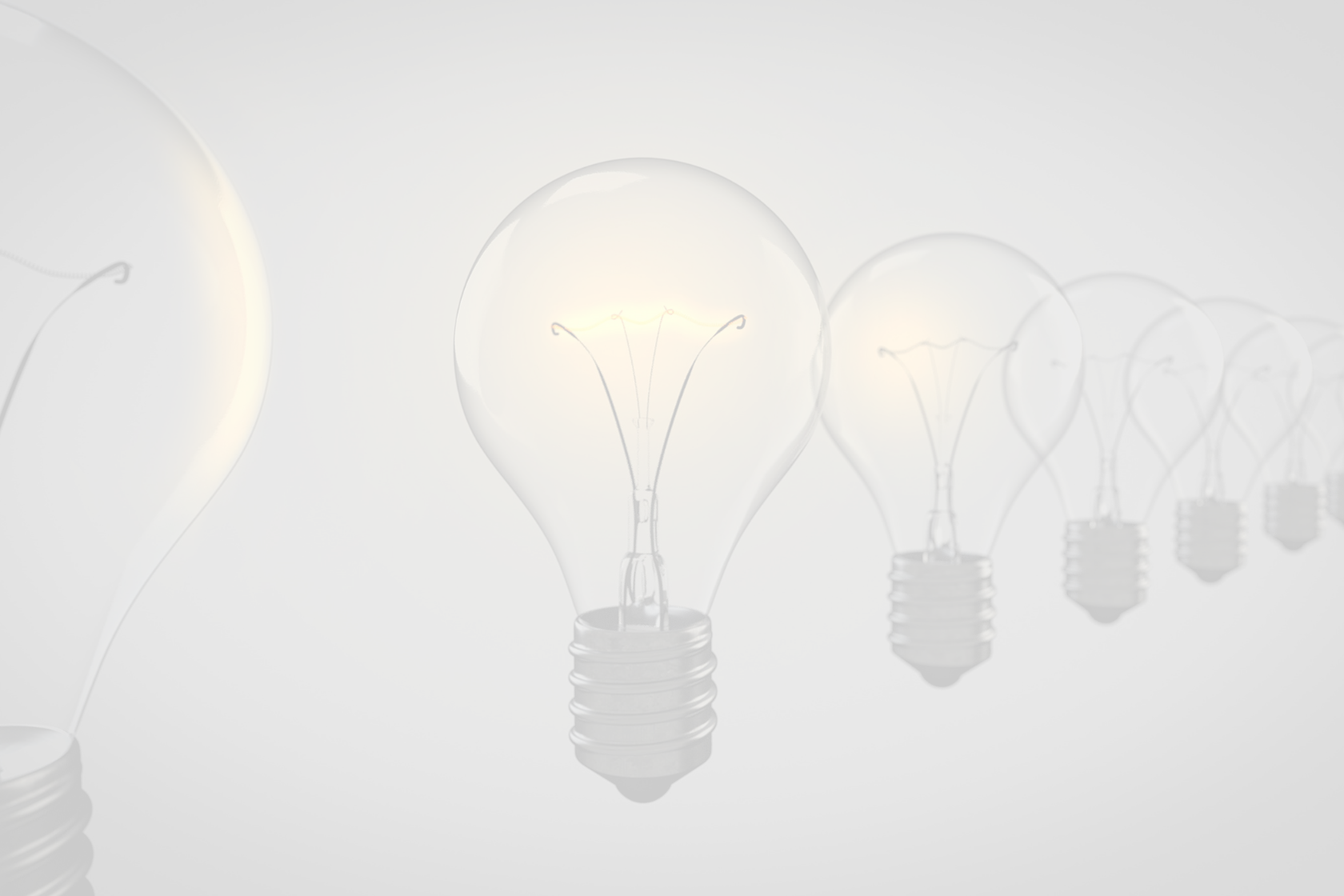 generic background image of lightbulbs